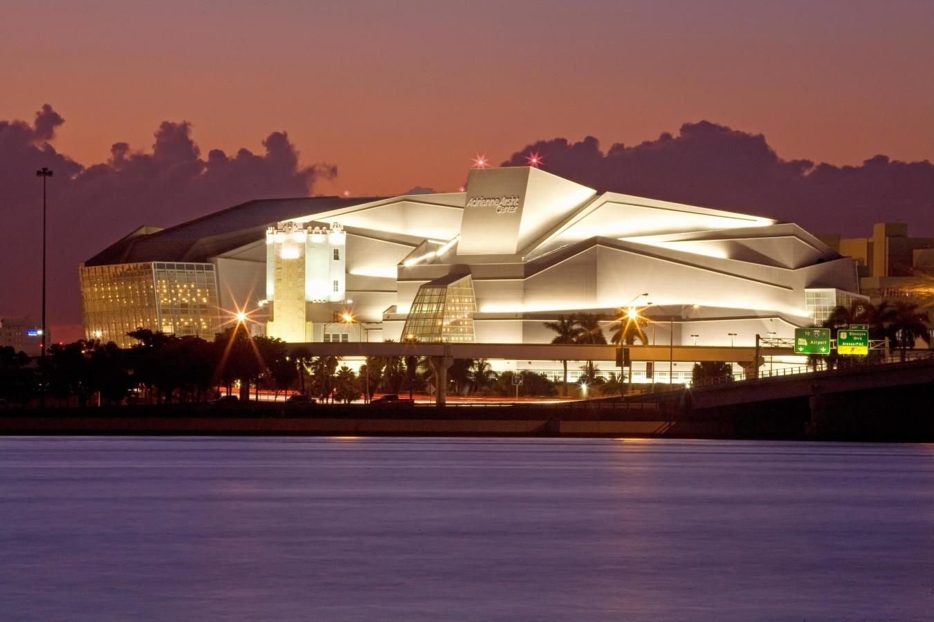 Adrienne Arsht Center, photo credit Robin Hill