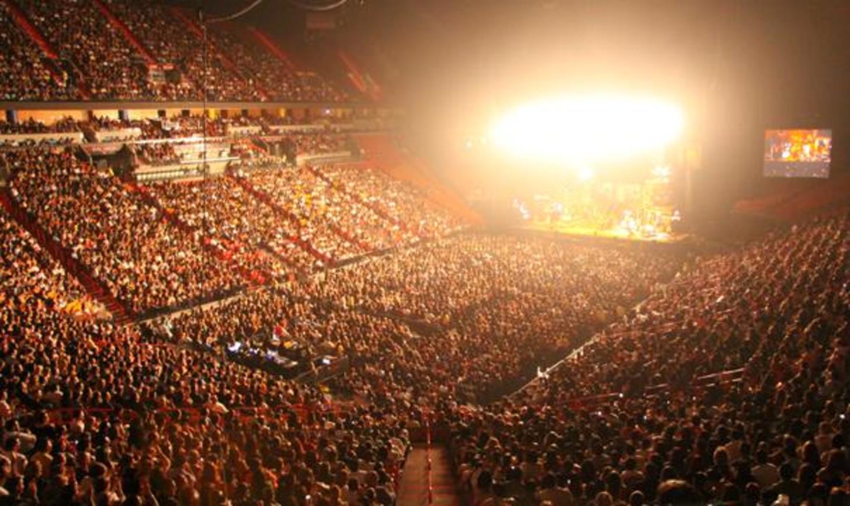 Bol de Concert AmericanAirlines Arena