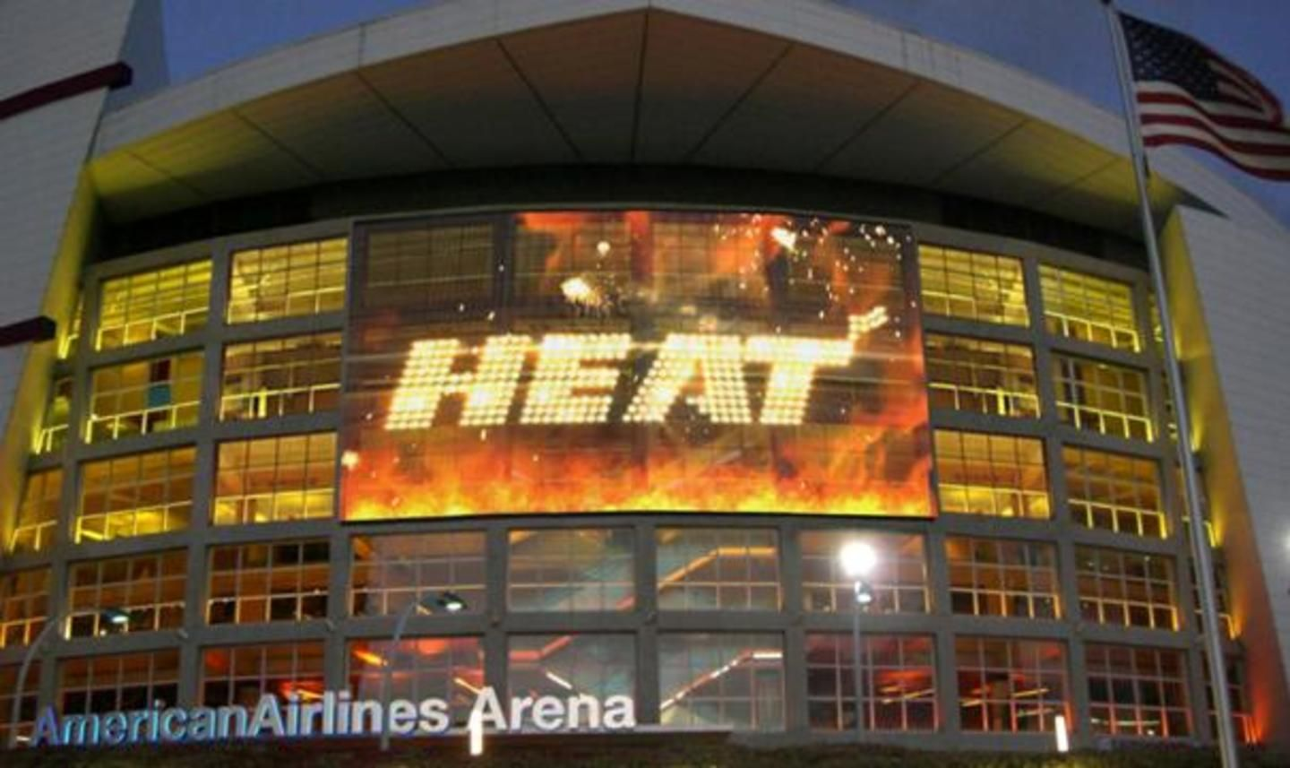 Home of the Miami HEAT