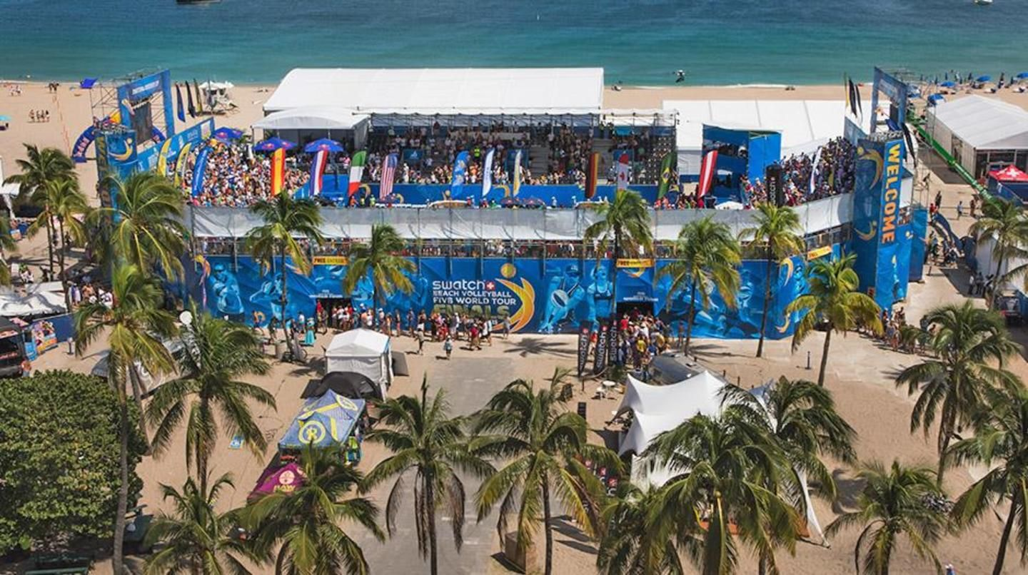 Swatch Beach Volleyball FIVB World Tour Finals
