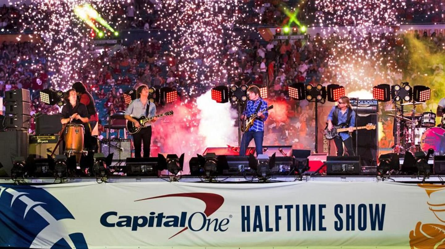 Orange Bowl Capital One Half-time Show