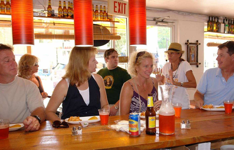 South Beach Visite gastronomique
