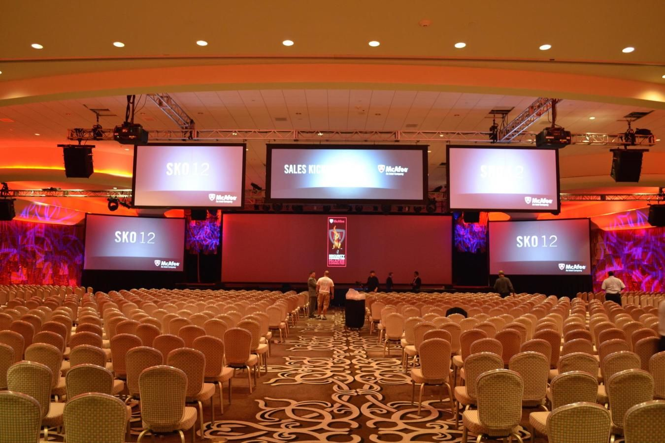McAfee Security Conference