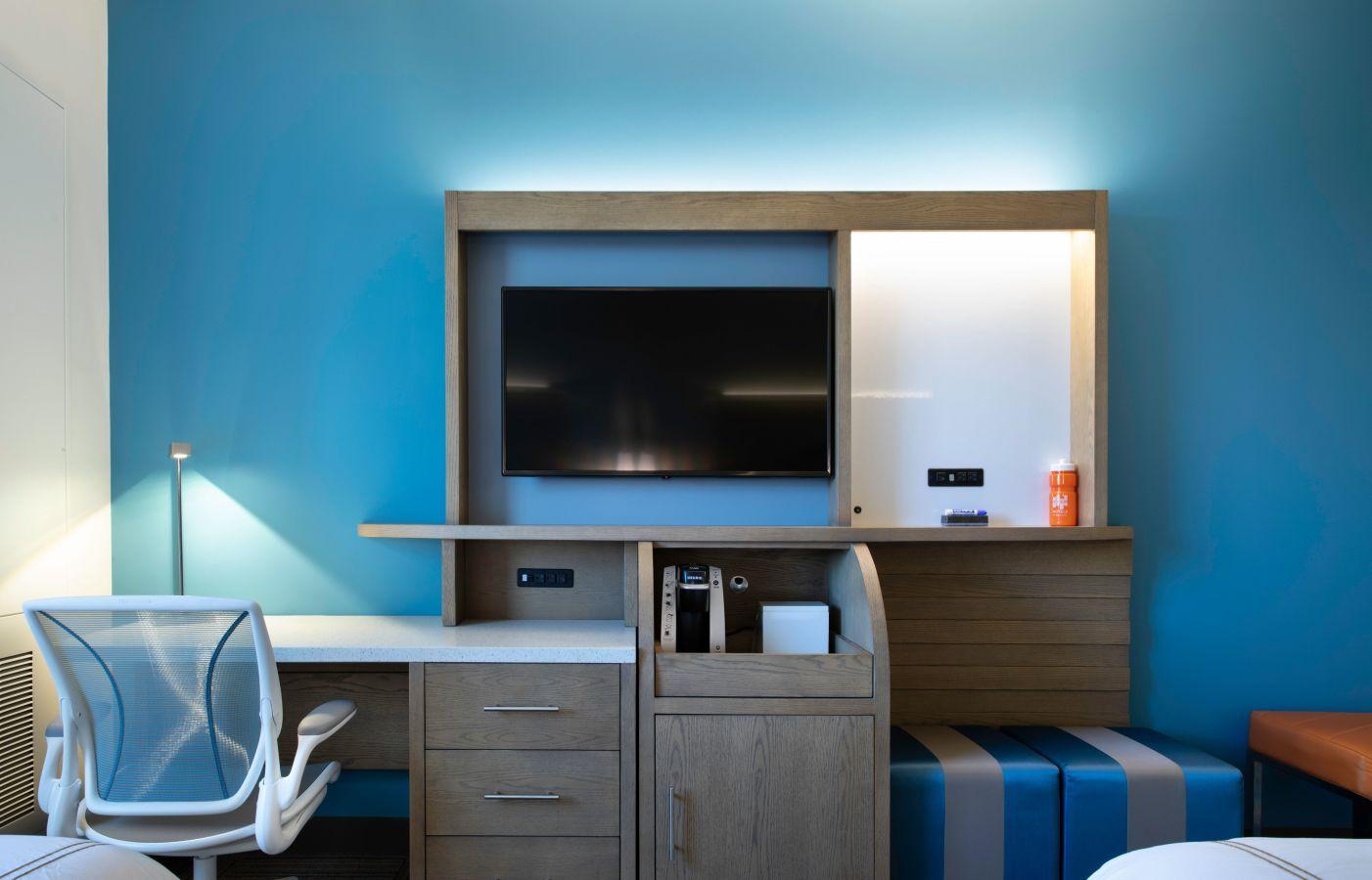 Wellness Accommodation - Work Station