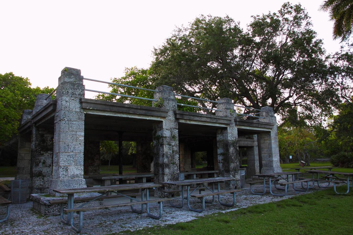 Matheson Hammock Park Shelter