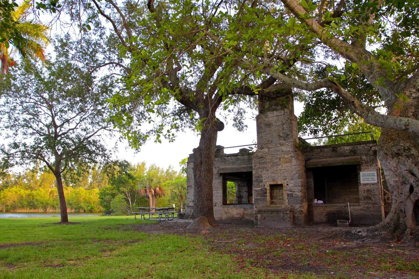 Matheson Hammock Park Haus