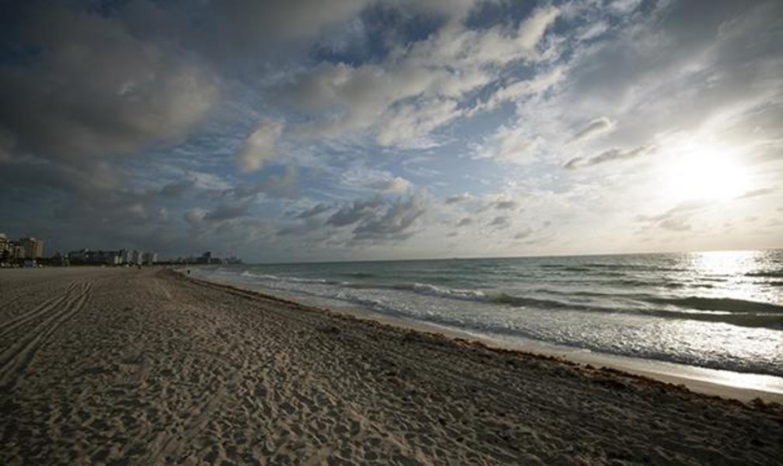 South Pointe Park Beach