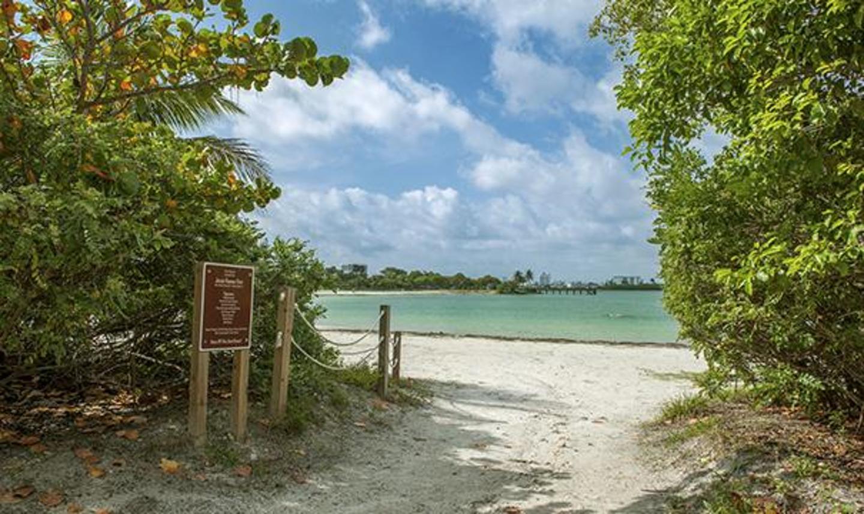 Parque Beach Entrada