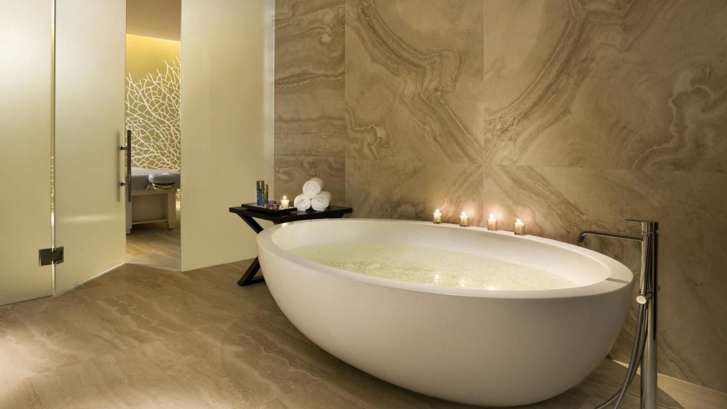Remede Spa  at St. Regis Bal Harbour Resort Couples Treatment Room