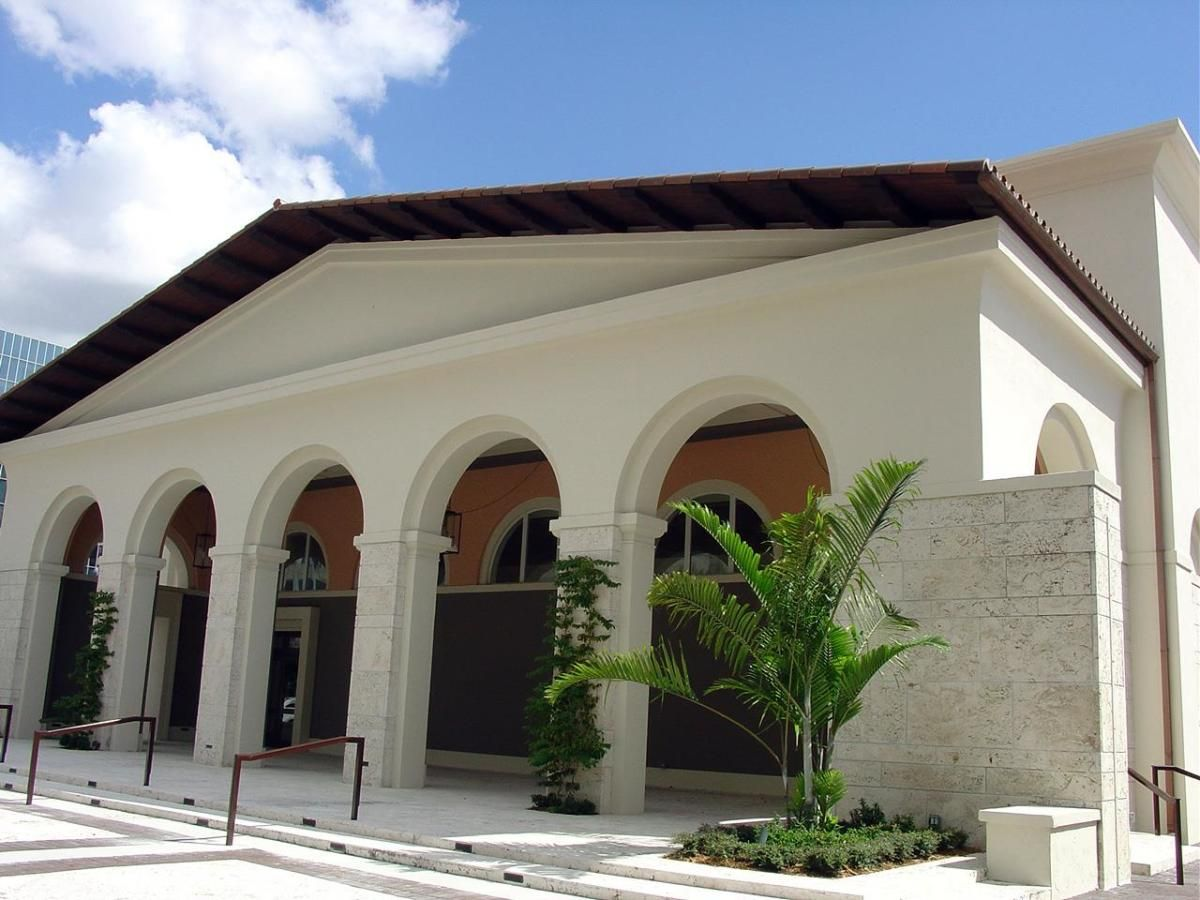 Coral Gables Museum and Visitor Center