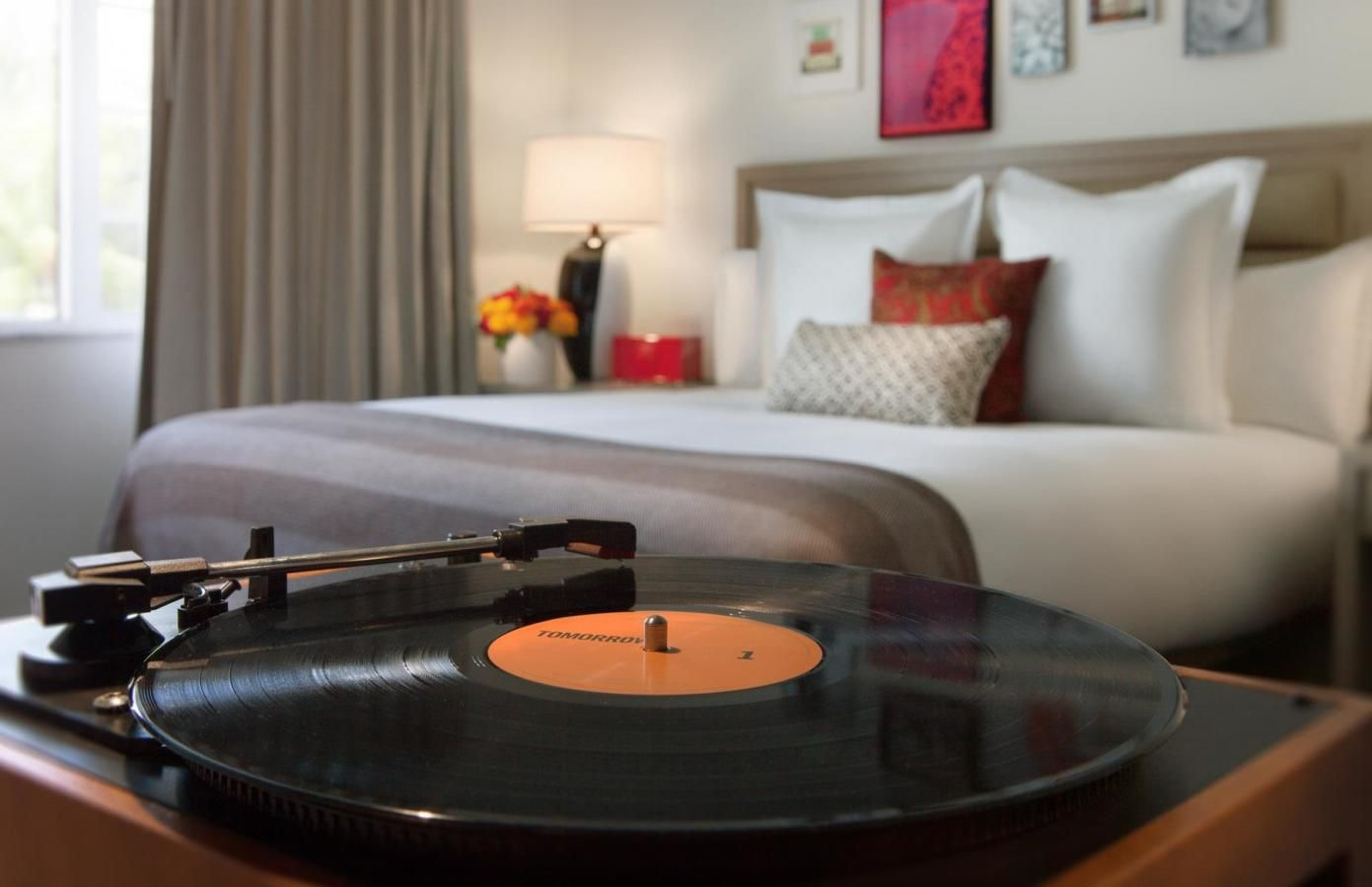Vinyl collection curated by Capitol Records.