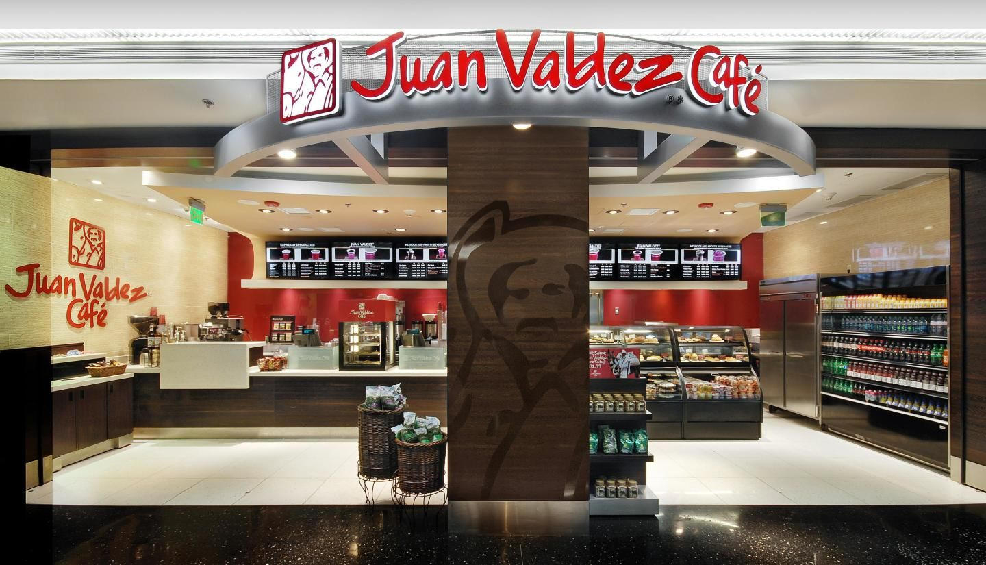 Juan Valdez Cafe MIA - North Terminal by Gate D-23