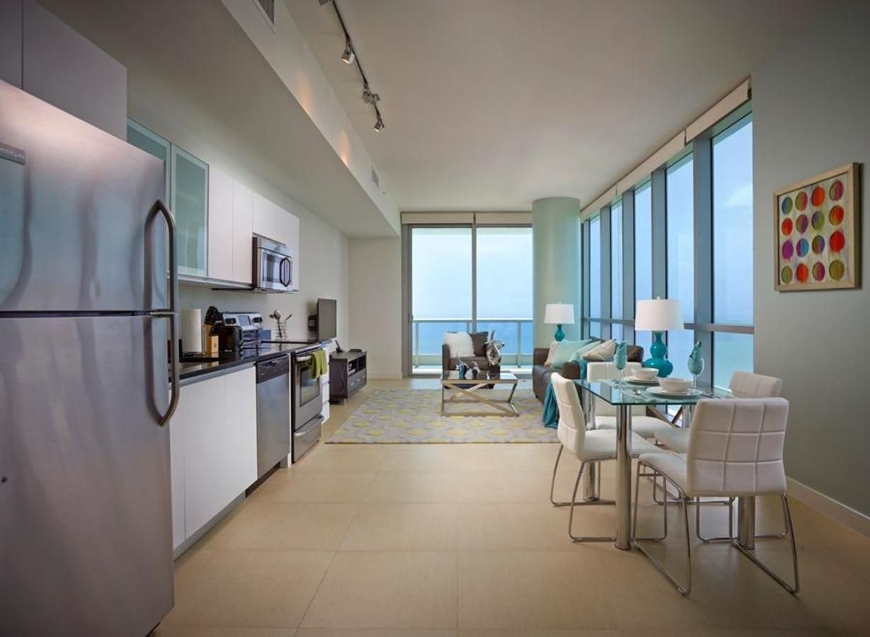 Ocean Front apartment suites with full kitchens