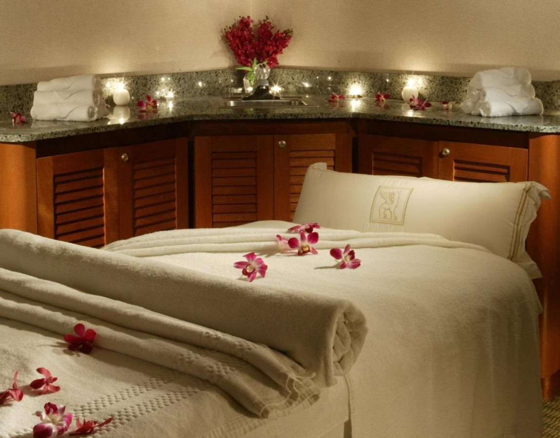 Salus Spa Treatment Room