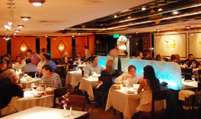 Caffe Abbracci Dining Area