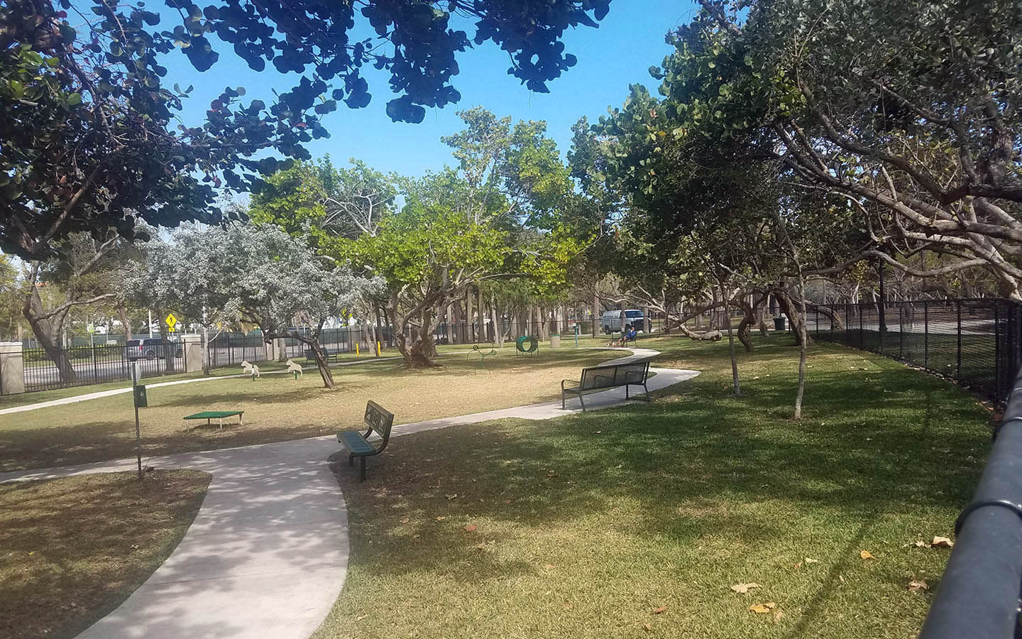 North Beach Parque para perros Oceanside Park