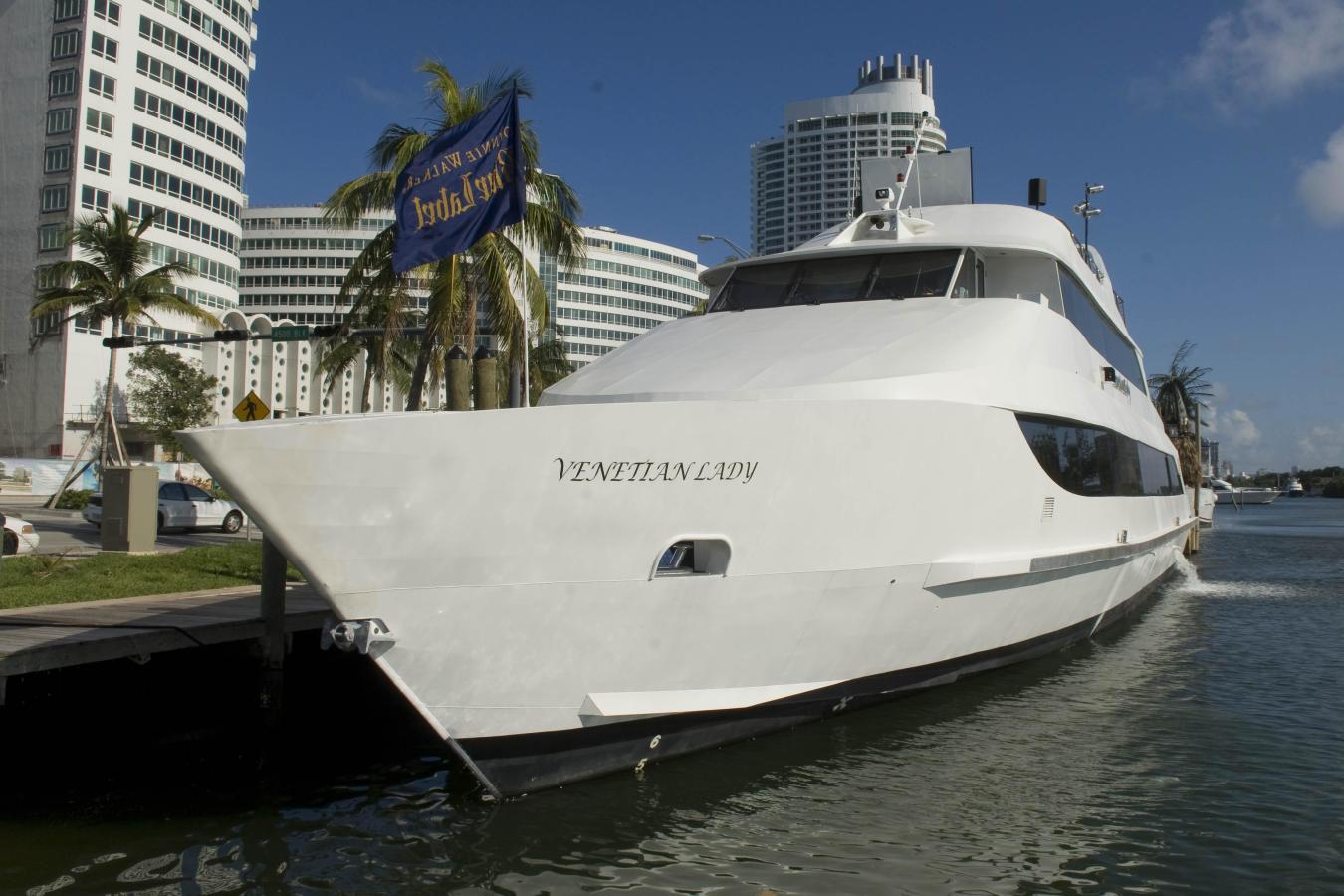 Venetian Lady Yacht Charters