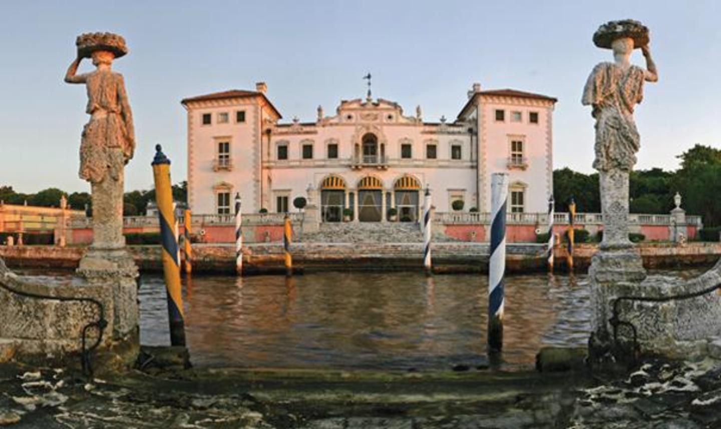 Vizcaya Museum and Gardens Admission with the Go Miami Card