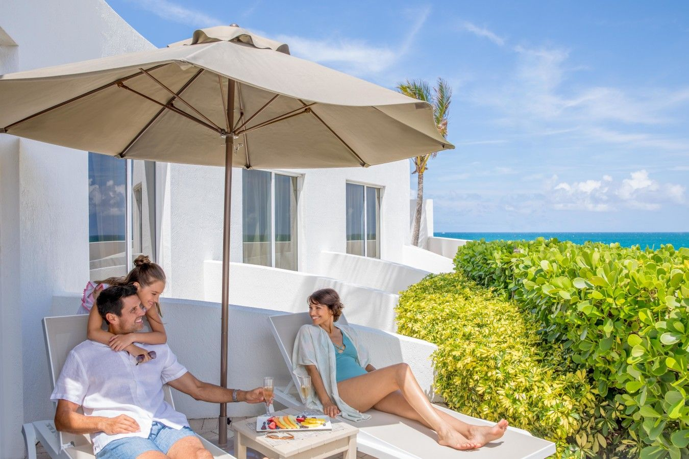 Cabanas at Trump International Beach Resort