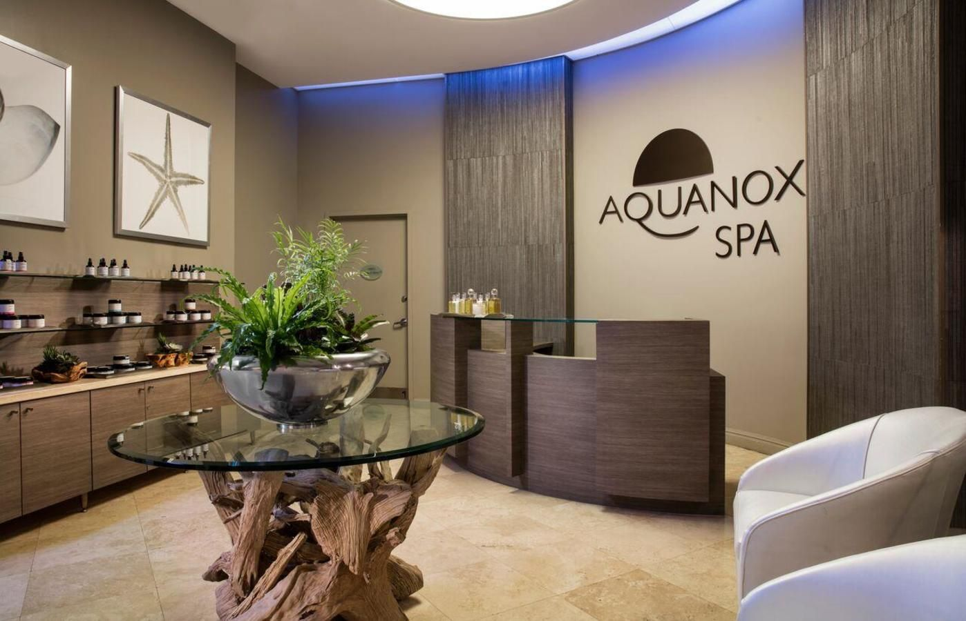Aquanox Spa Hall