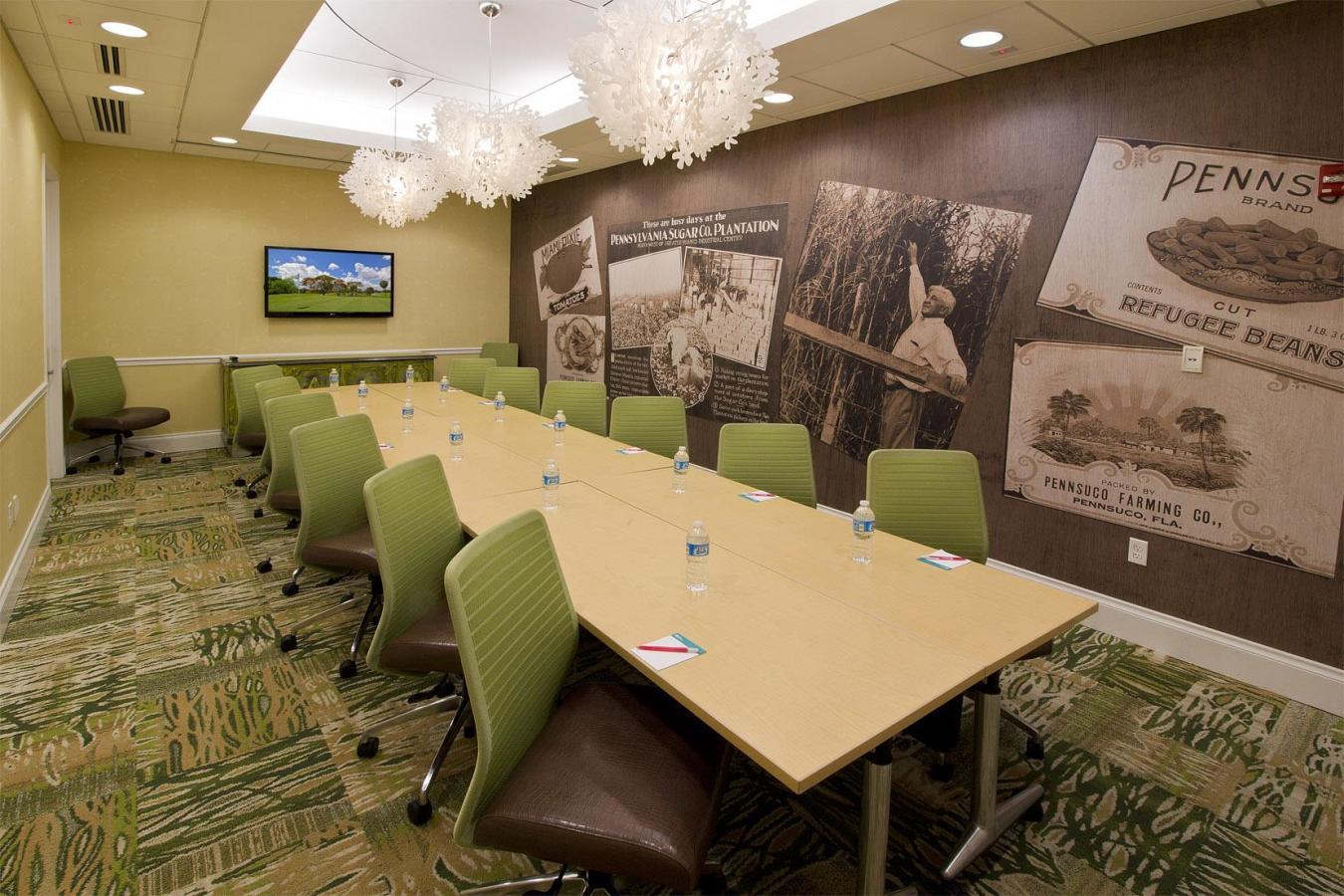 Sala de diretoria executiva