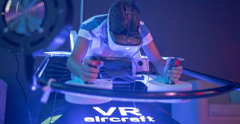 Virtual Reality Park at Dezerland