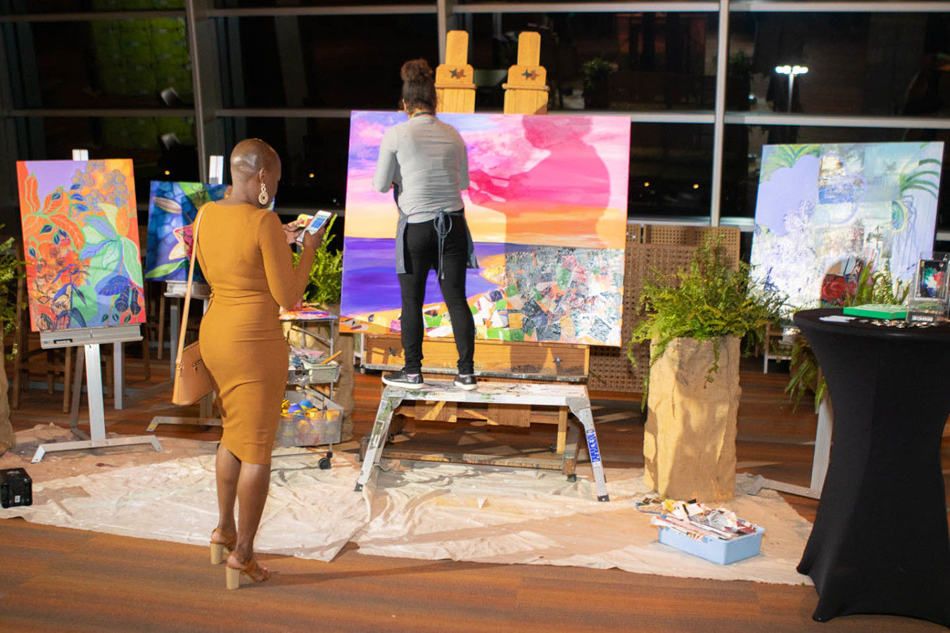 Live Painting for your next event