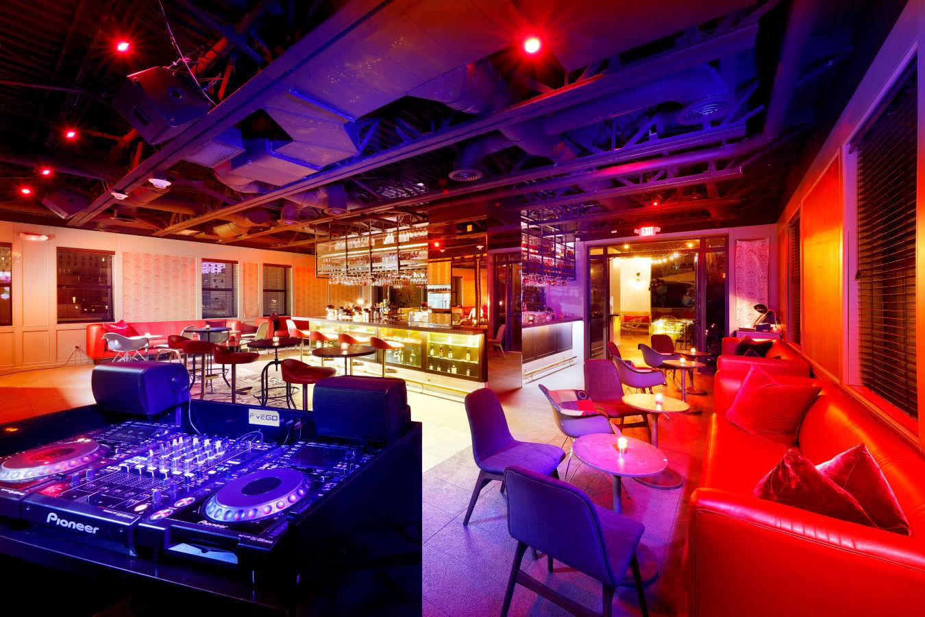 Rooftop Bar & Lounge