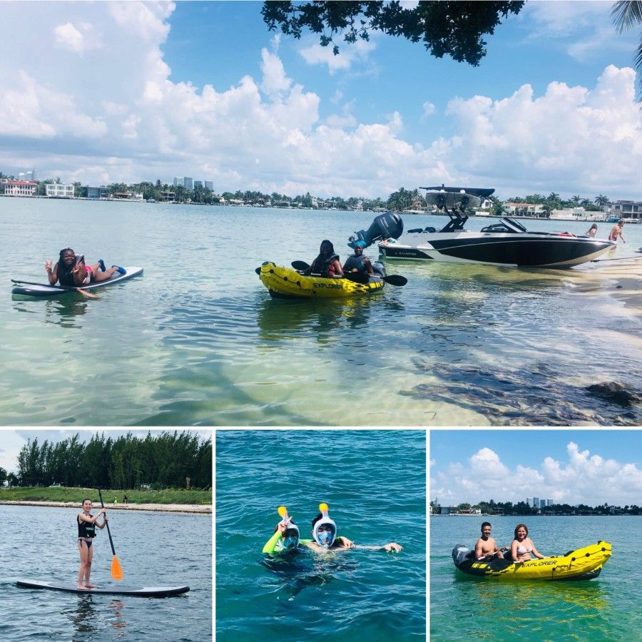 watersports in Miami Beach