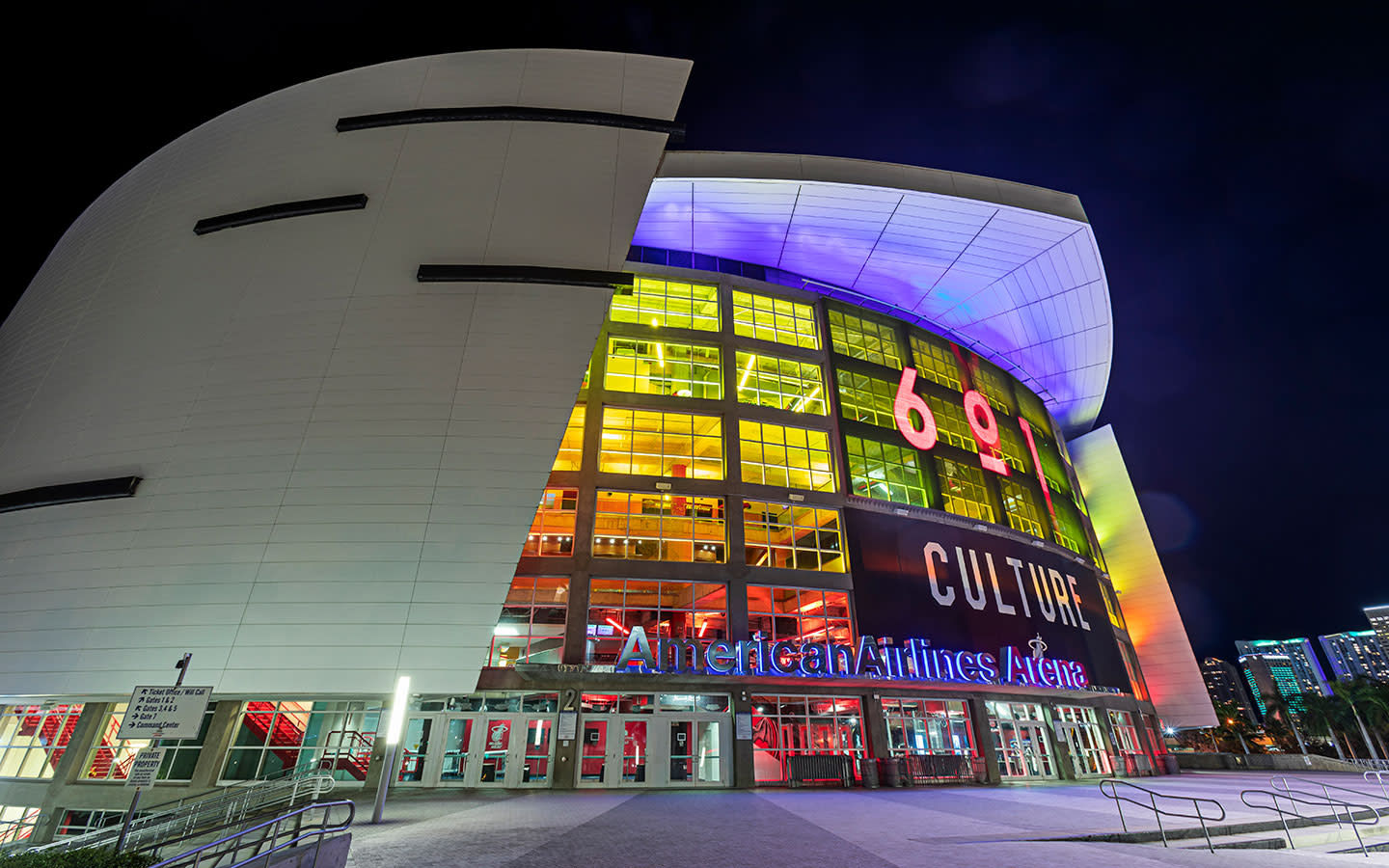 Estadio American Airlines Arena