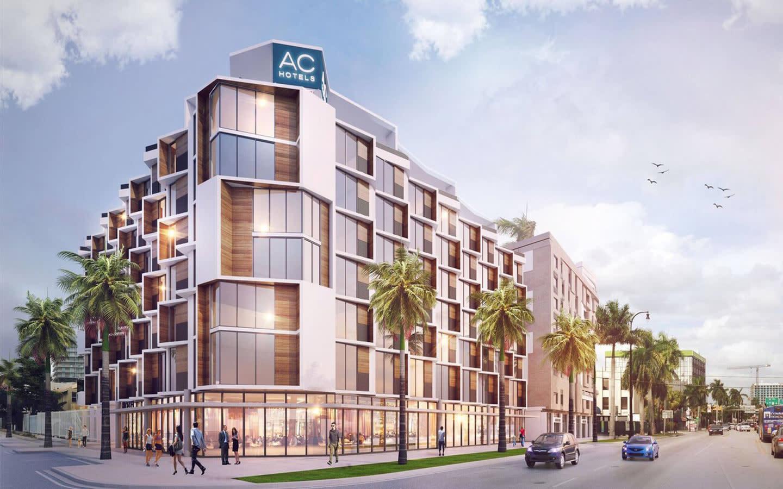 AC Hotel Exterior