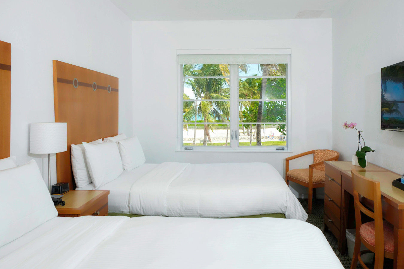 Avalon Hotel Double Room with Ocean View