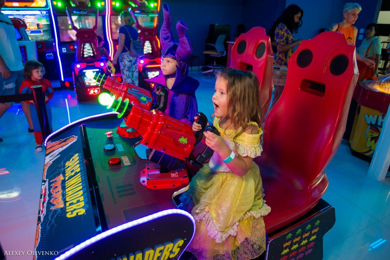 Miami Arcade at Dezerland Park