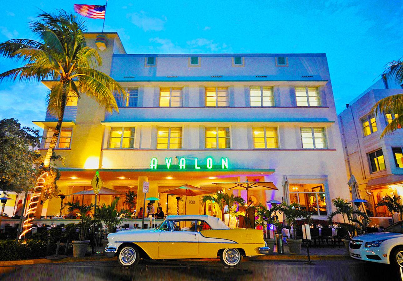 Avalon Hotel Exterior