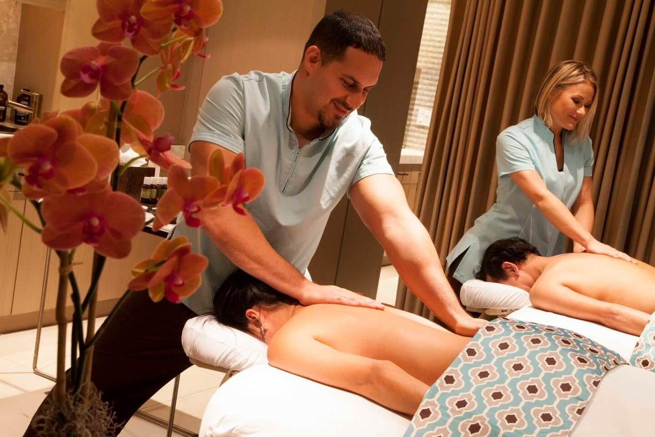 Aveda Couples Massage