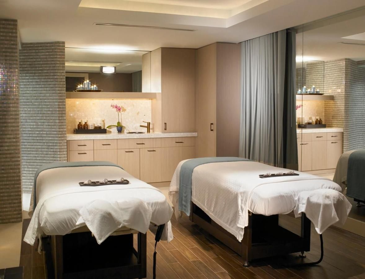 Aveda Couples Treatment Room