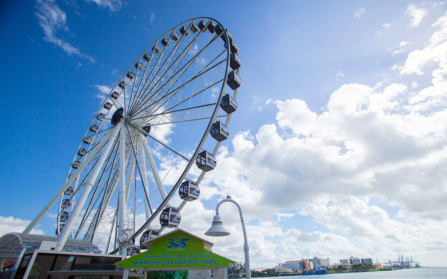 Skyviews Miami Observation Wheel