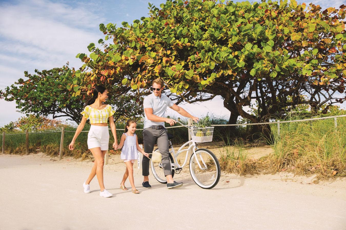 Surfside Bike Path