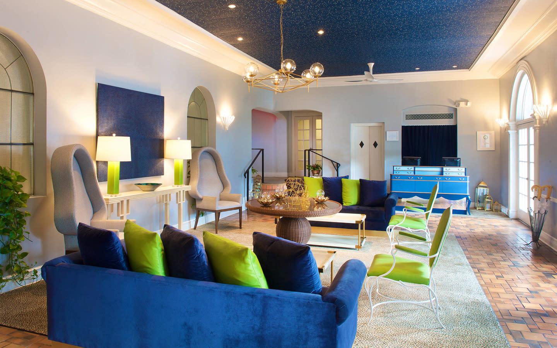 Hotel Empfangshalle
