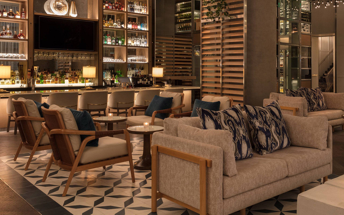 Lounge at Boulud Sud