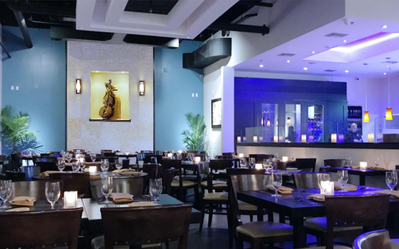 cafe catula dining Area