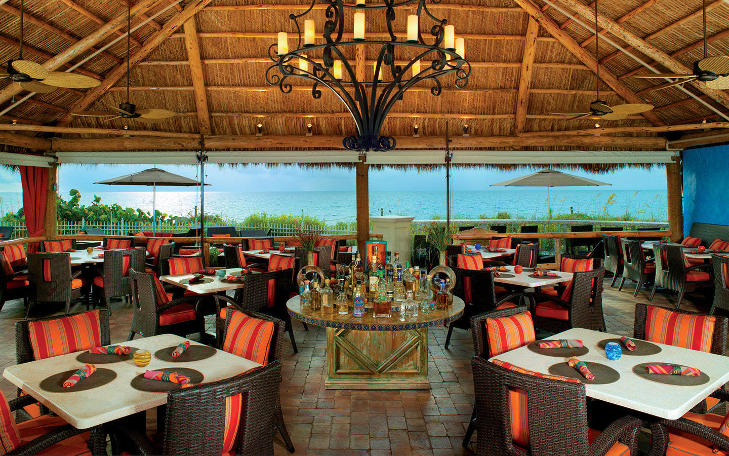 Cantina Beach at Ritz-Carlton, Key Biscayne