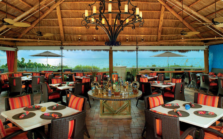 Cantina Beach au Ritz-Carlton, Key Biscayne