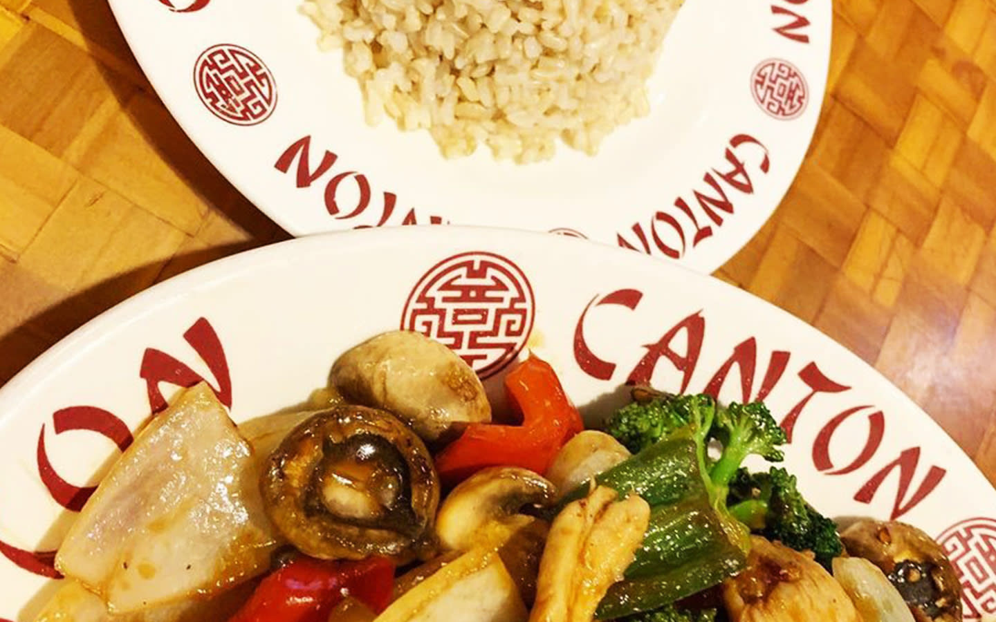 Canton Chinese
