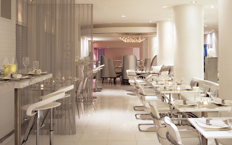 Canvas Restaurant at the Sagamore Art Hotel
