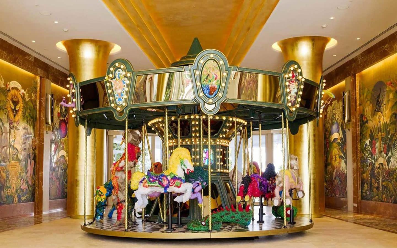 Carousel Raul de Nieves
