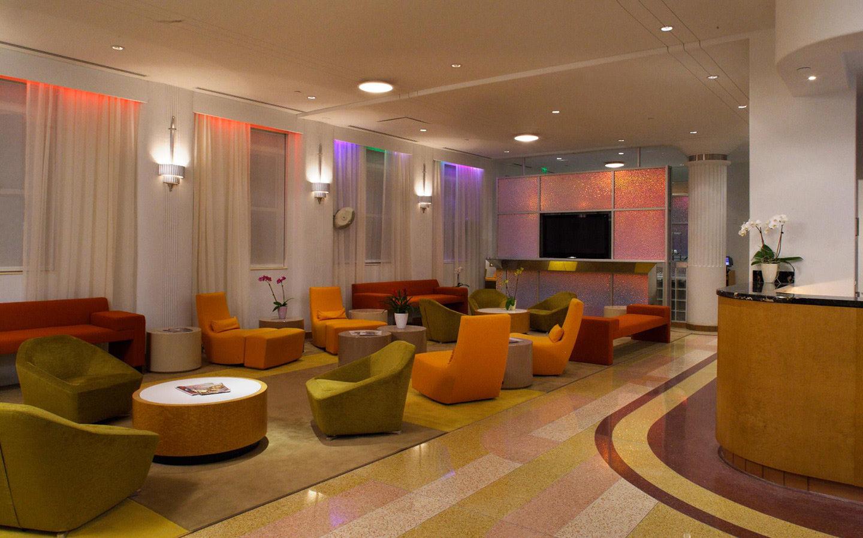 Clevelander Lobby