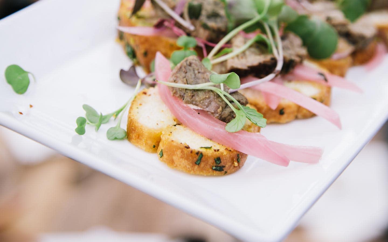 Clutch Burger Salad