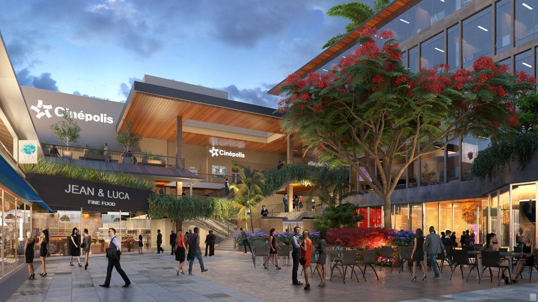 Cocowalk Plaza