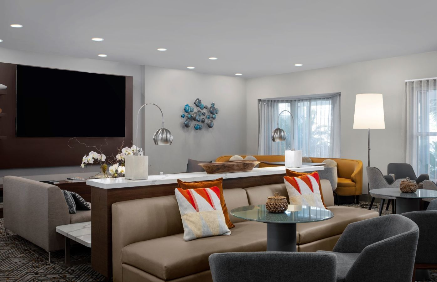 Home Theater area